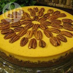 Pompoencheesecake recept