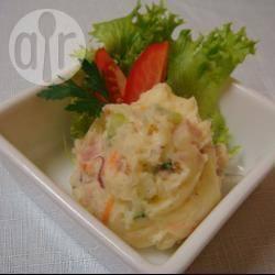 Japanse aardappelsalade recept