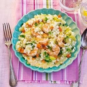 risotto met groenten recept