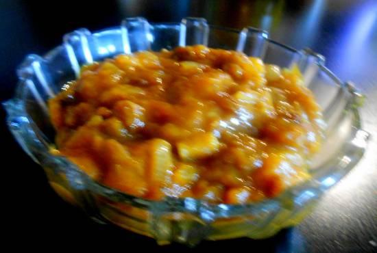 Mango chutney recept
