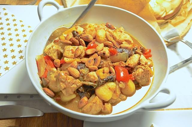 Foodblogevent: marokkaanse kip tajine