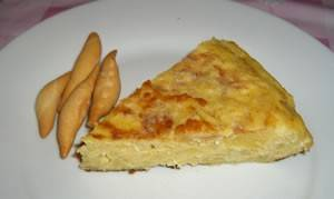 Spaanse aardappel tortilla recept