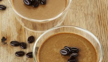 Panna cotta met koffie recept