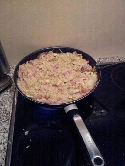 Marine nasi goreng recept