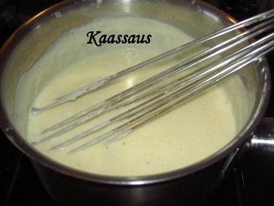 Ovenschotel met wortel,ui en heerlijke kaassaus. recept