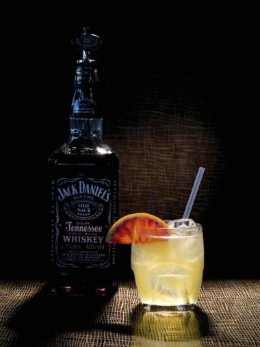 Recept 'lynchburg lemonade'