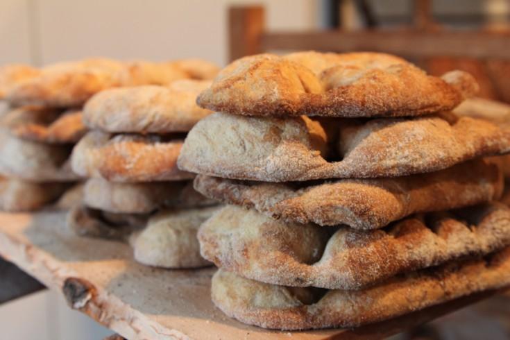 Recept voor een frans fougasse brood