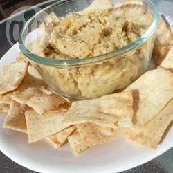 Basisrecept humus recept