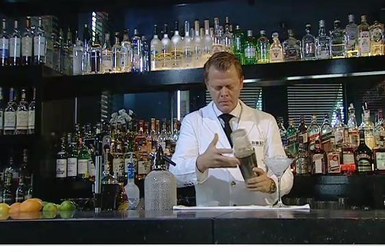 Recept 'espresso martini'
