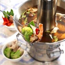 Chinees fondue recept