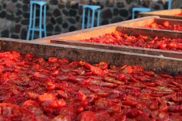 Haal italië in huis met zelfgemaakte (!) zongedroogde tomaatjes ...