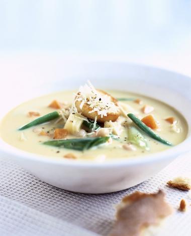 Recept 'winterse minestrone'