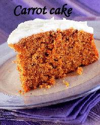 Carrot cake (wortel-cake) recept