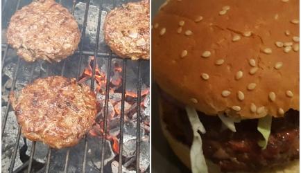 Spiffburger recept