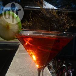 Martini met granaatappel recept
