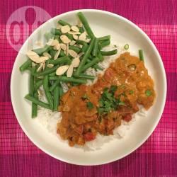 Makkelijke indiase kip curry recept