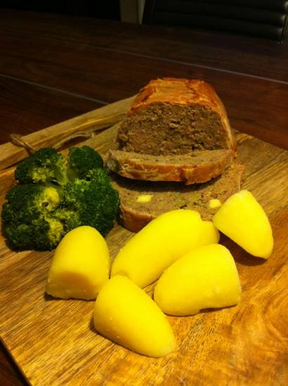 Amerikaanse meatloaf uit lochem recept