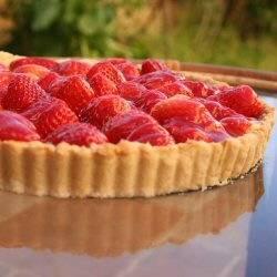 Vruchtentaart zoals bij de (goede) bakker recept