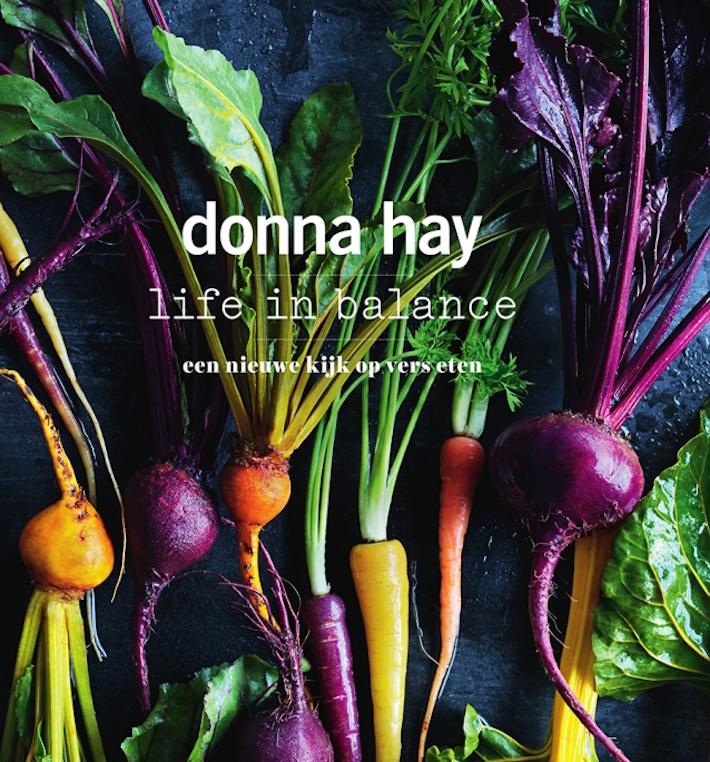 Lunchen met donna hay