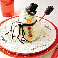 Sneeuwmannetje recept