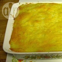 Ovenschotel met bloemkool recept