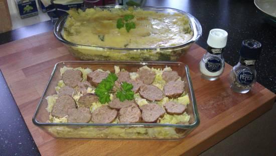 Groene kool ovenschotel (succes verzekerd) recept