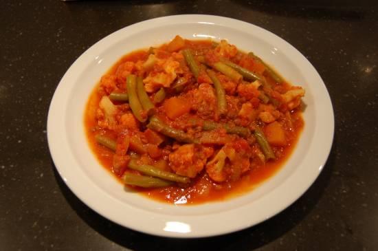 Rosie`s veganistische curry recept