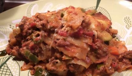 Beste lasagne ooit.....!!!