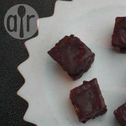 Chocolade brownies recept