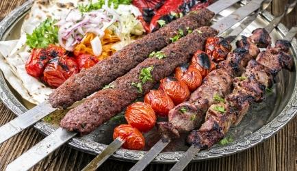 Adana kebab recept