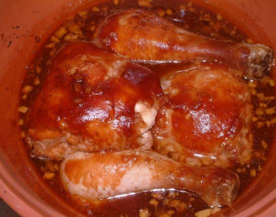 Kippenpoten uit de crockpot recept