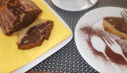 Chocoladecake met banaan recept