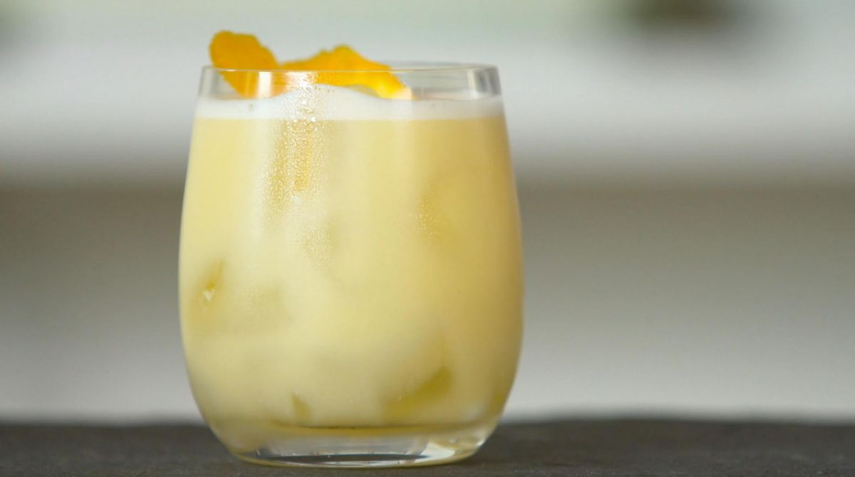 Recept 'bulleit whiskey sour'