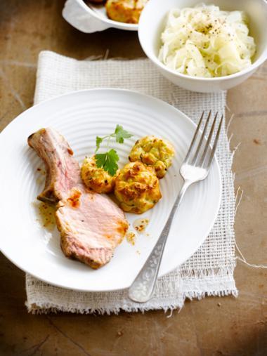 Recept 'varkensrib met zoetzure venkel'