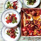 Jamie oliver: kleverige kip uit de oven zonder omkijken recept ...
