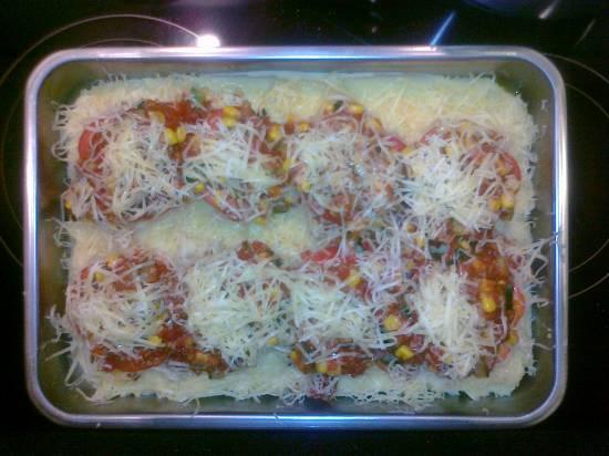Gevulde paprika uit de oven recept