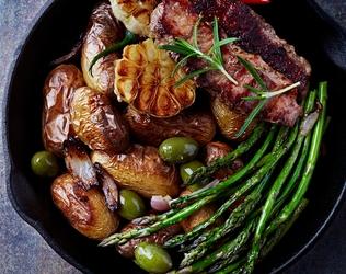 Provencaalse steak met roergebakken haricots verts recept ...