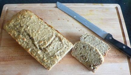 Ontbijt: gezond bananenbrood recept