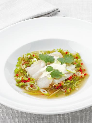 Recept 'oosters soepje met scharretong'
