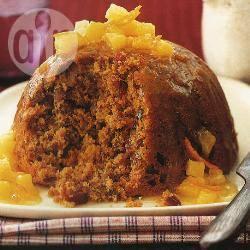 Puddingcake met dadels recept