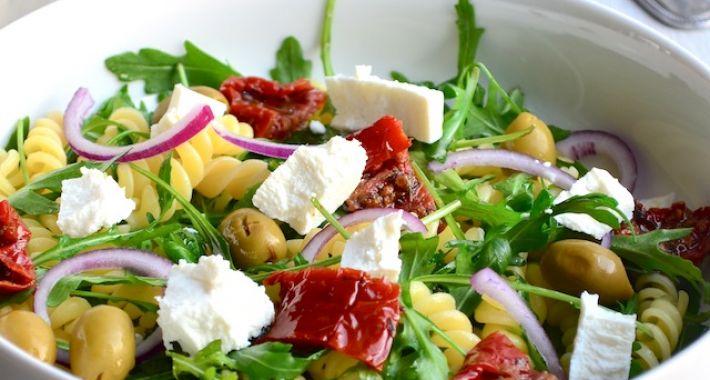 Stel zelf je salade samen in 5 stappen