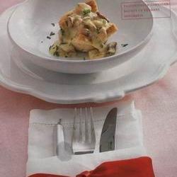 Ragout met champignons en kaas recept