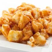 Gebakken aardappelpartjes met kruiden recept