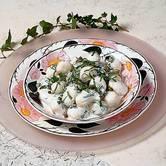 Aardappelsalade met kappertjes en basilicum recept