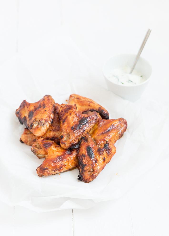 Weekendbites: buffalo chicken wings