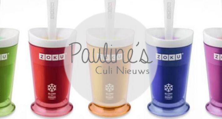 Pauline's culi nieuws #1