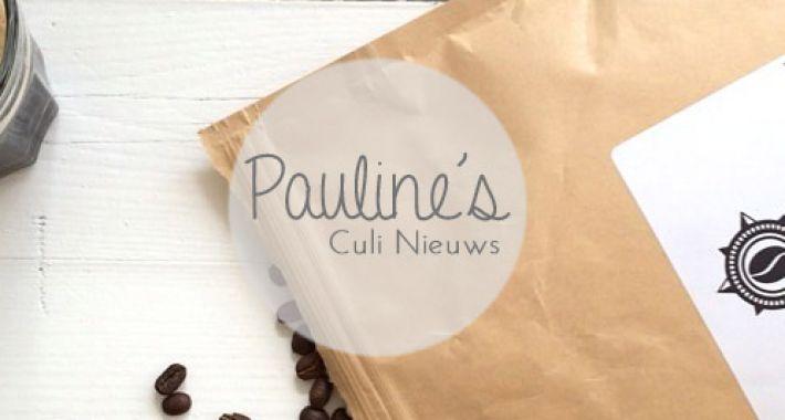 Pauline's culi nieuws #13