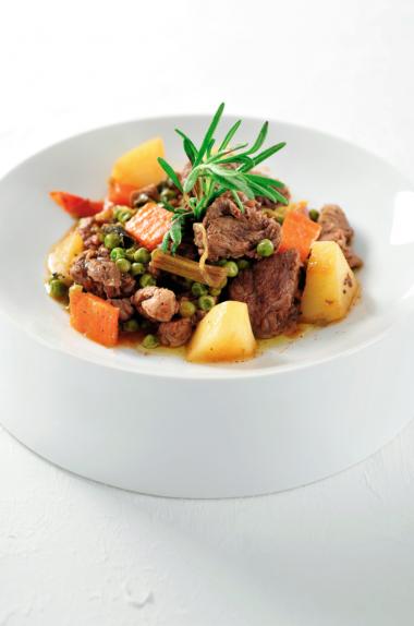 Recept 'stoofpotje van rundsvlees'