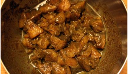 Overheerlijke surinaamse kip / eend (doksa) masala recept ...