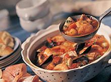 Bouillabaisse met rouille recept